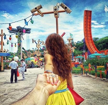 Иди за мной! – фото о любви и путешествиях — фото 8