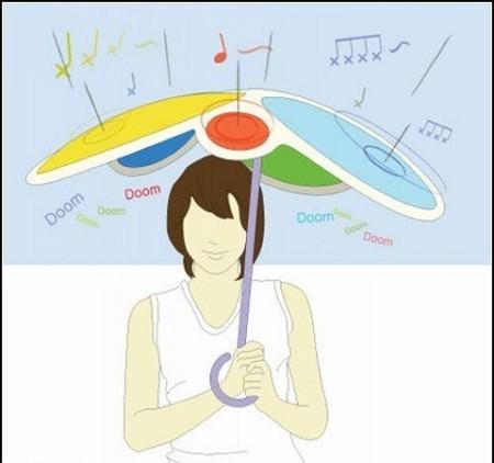 Многообразие зонтов, нужных и не очень :-) — фото 32