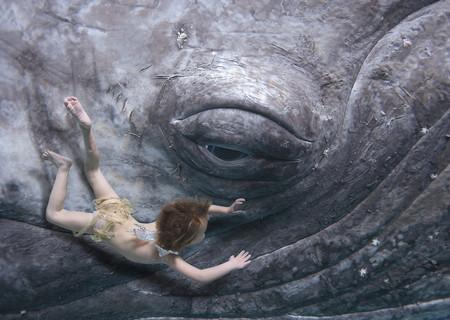 Zena Hollоway – редкий подводный фотограф — фото 12