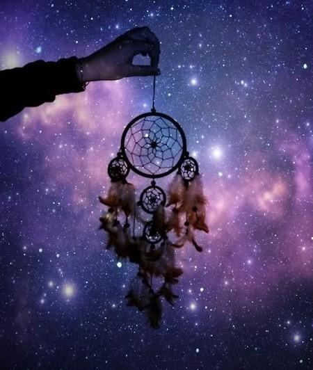 Ловец снов – подарок и оберег от ночных кошмаров — фото 23