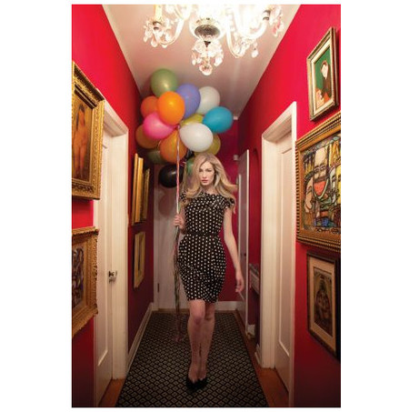 Платья Евы Франко – роскошная нежность и летняя свежесть — фото 13