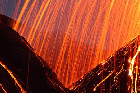 Вулканы – страсть фотографа Martin Rietze — фото 3