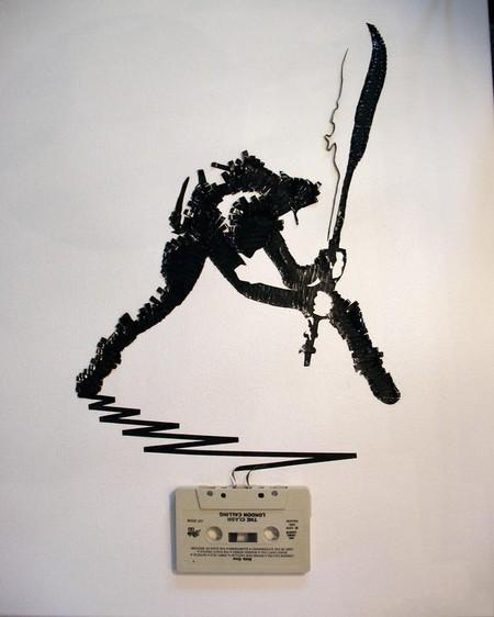 «Призрак в машине» - портреты из магнитофонной ленты — фото 10