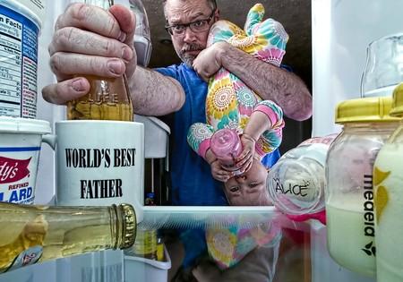 Папа и дочь – истории в картинках. Фото Дэйва Энглдау — фото 24