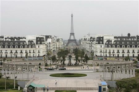 Китайский Париж – город-призрак — фото 6
