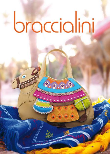 Верблюды + лето + пэчворк = сумочки от Braccialini — фото 8