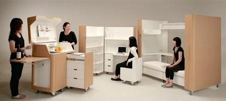 Мебель Kenchikukagu – в духе японского минимализма — фото 12