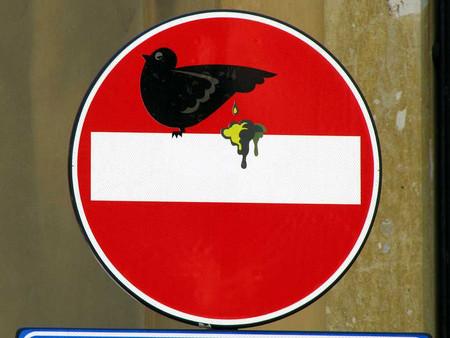 «Улучшенные» дорожные знаки от Клета Авраама — фото 13