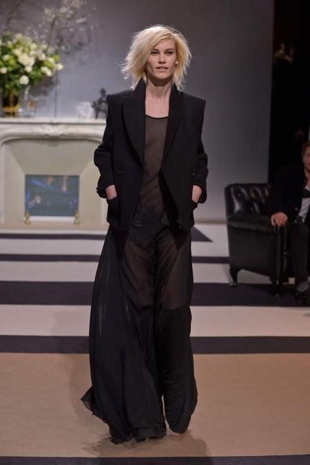 H&M выходит на подиумы – коллекция осень-зима 2013-2014 — фото 27