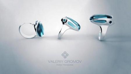 Мужские идеи в ювелирном деле. Творчество Валерия Громова — фото 10