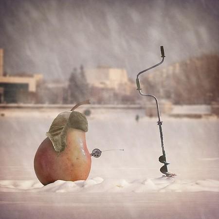 Груши тоже люди! – серия фоторабот Станислава Аристова — фото 28