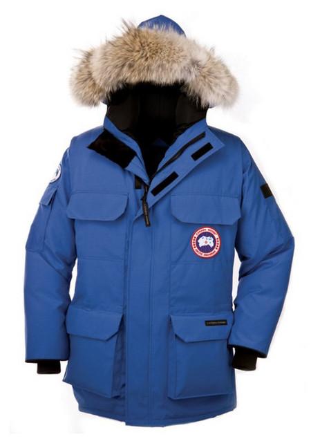 Женская коллекция от Canada Goose зима 2013 – самая теплая мода — фото 34