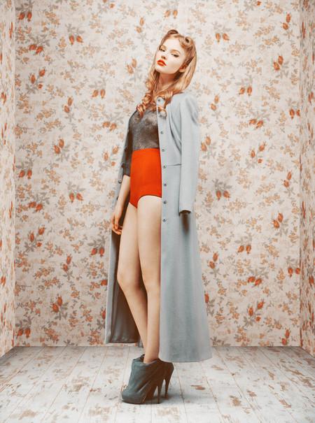 Ретро-осень – коллекция Ульяны Сергеенко — фото 26
