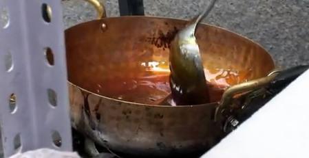 Бывалая сковородочка