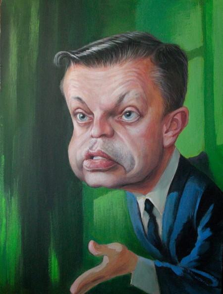 Денис Лопатин – «опасный» художник — фото 27