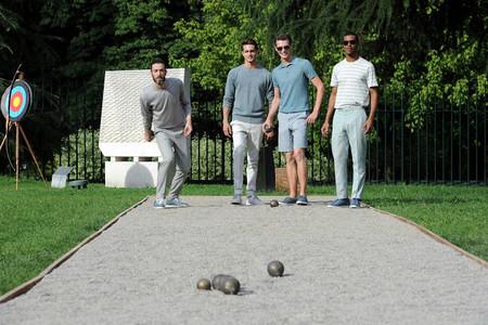 Немного цвета для мужчин – коллекция Brioni сезона весна-лето 2013 — фото 7