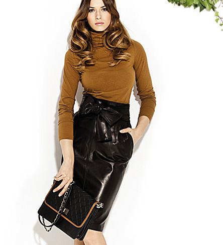 Ochnik – польский «кожаный» бренд. Женская коллекция 2012 — фото 18