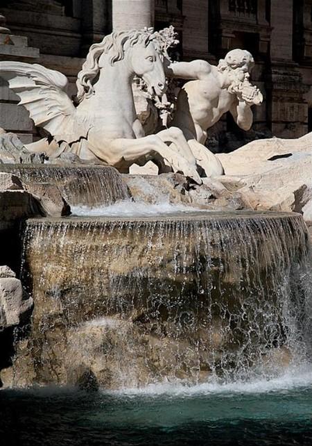 Самые необычные и красивые фонтаны. Но не все ))) — фото 34