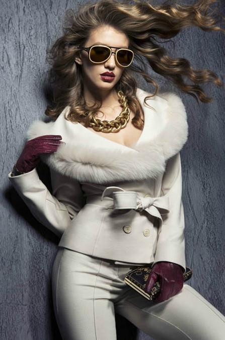 Весенняя коллекция 2013 от M.Reason – модные фантазии российских модельеров — фото 14