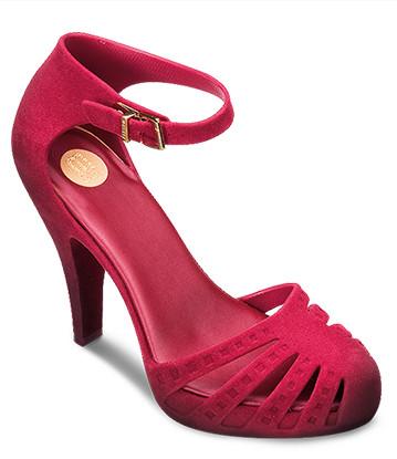Женская коллекция MELISSA зима 2013. Хорошая обувь может быть … пластиковой! — фото 33