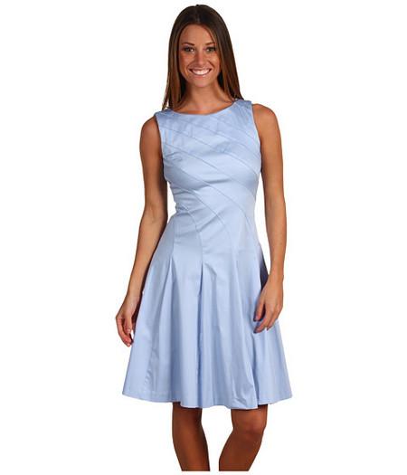 Платье от Calvin Klein - ярко, мило и очень женственно — фото 1