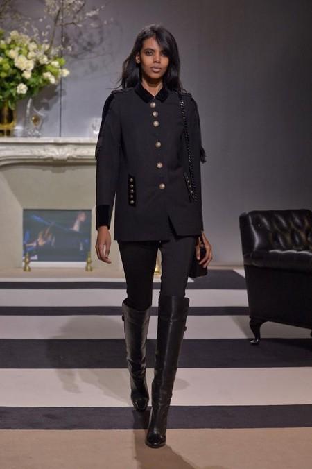 H&M выходит на подиумы – коллекция осень-зима 2013-2014 — фото 7