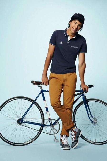 Для ярких и спортивных – коллекция Le Coq Sportif 2012 — фото 30