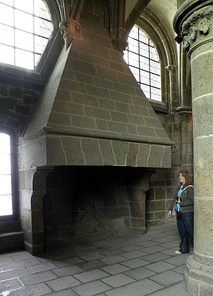 Это средневековая кухня