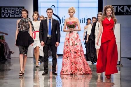 Юлия Скрыпник и ее «Шик» - коллекция весна-лето 2012 — фото 14