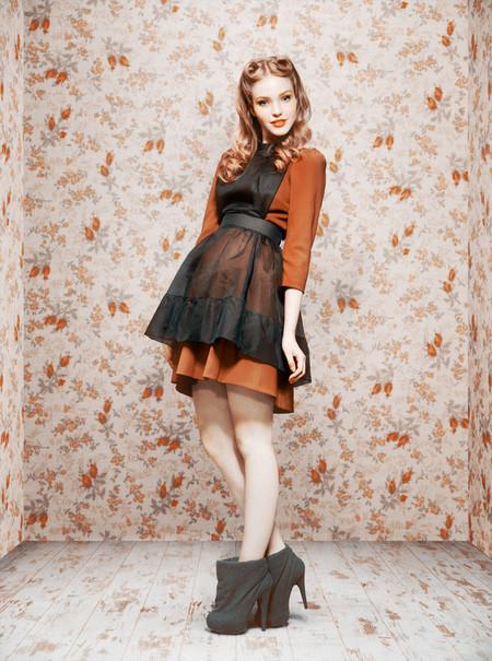 Ретро-осень – коллекция Ульяны Сергеенко — фото 24