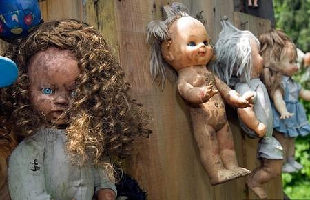 Остров кукол в Мексике – место не для детей — фото 16