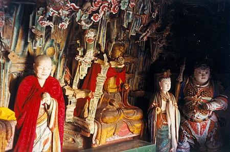 Экстремальный … монастырь – храм горы Хэншань в Китае — фото 9