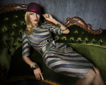 Весенняя коллекция 2013 от M.Reason – модные фантазии российских модельеров — фото 9