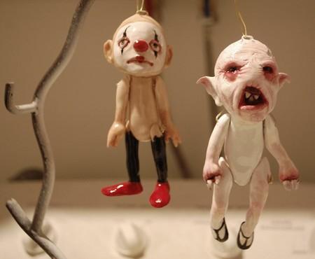 Зомби, монстры, вампиры и прочие куклы Камиллы Млынарчик — фото 29