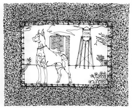 Проволочные фантазии C.W. Roelle — фото 34