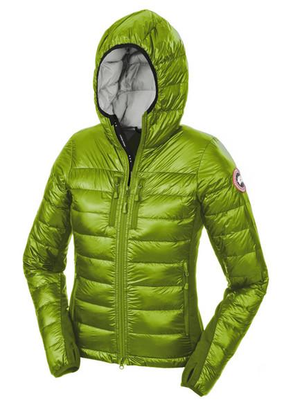 Женская коллекция от Canada Goose зима 2013 – самая теплая мода — фото 31
