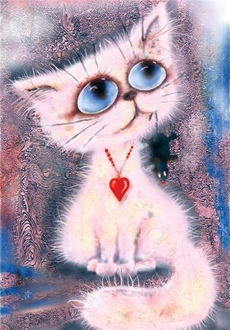 Коты и кошки Бориса Касьянова — фото 20