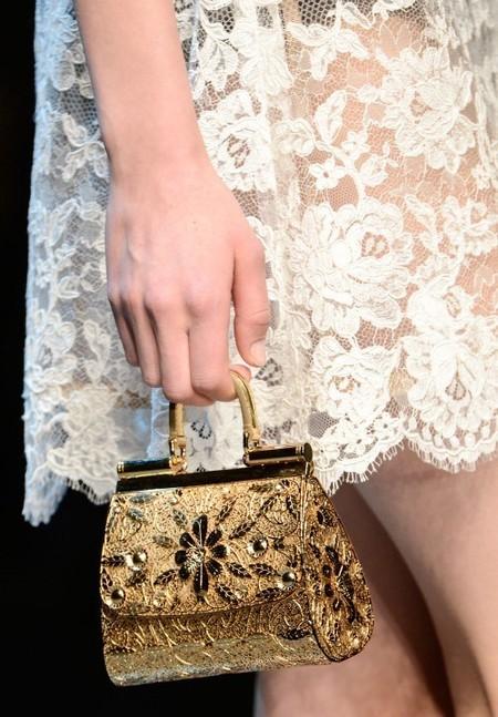 Dolce & Gabbana осень-зима 2013-2014 – когда всего слишком много — фото 82