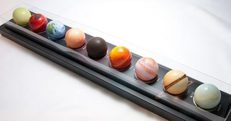 И снова конфеты-планеты. Шоколадный планетарий от L'éclat — фото 2