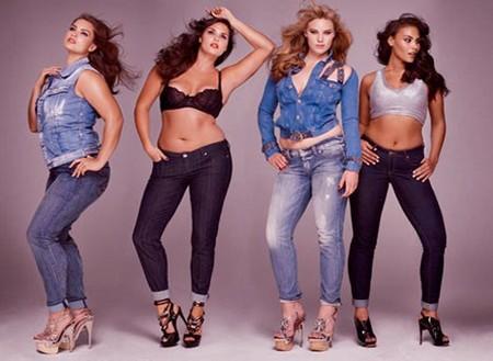 Пышкой быть … красиво!? Женские округлости в модельном бизнесе — фото 35