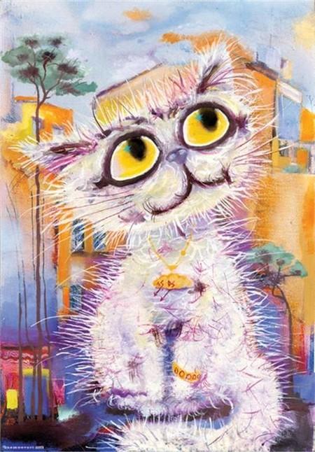 Коты и кошки Бориса Касьянова — фото 41