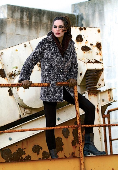 Пальто от Manuela Conti – для уютной и красивой осени — фото 7