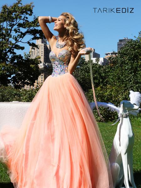 Весна-лето 2013 от Tarık Ediz – красивые вечерние платья из Турции — фото 6