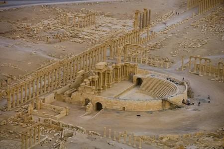 Сирия, Римский театр в Пальмире