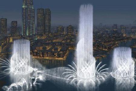 Самые необычные и красивые фонтаны. Но не все ))) — фото 27