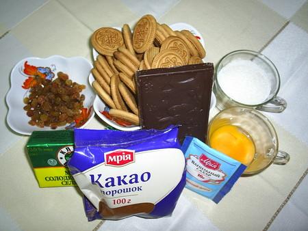 Шоколадная колбаска к субботнему завтраку — фото 2