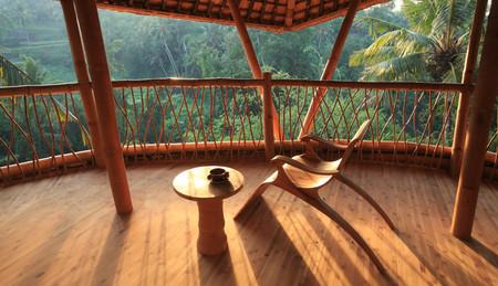Бамбуковый оазис - Green Village на острове Бали — фото 26