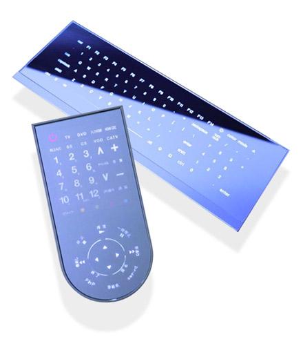 Другие сенсорные продукты компании — пульт ...