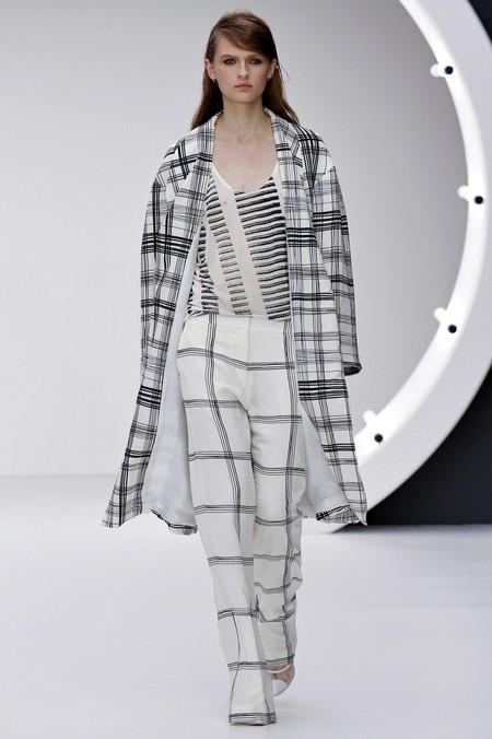 Коллекция Topshop весна-лето 2013 – мода из Британии — фото 36