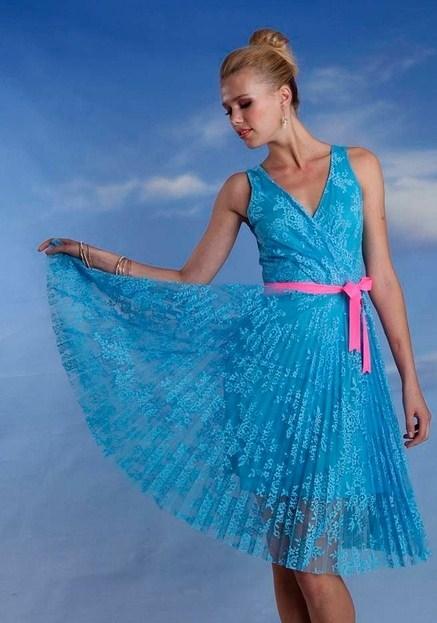 Платья Евы Франко – роскошная нежность и летняя свежесть — фото 27